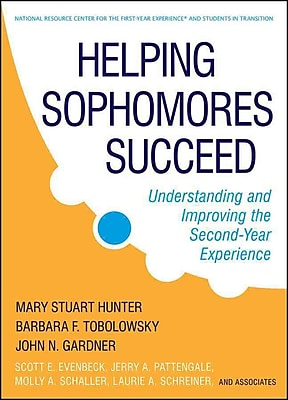 John Wiley & Sons Helping Sophomores Succeed Book