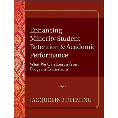 John Wiley & Sons Enhancing Minority Student Retention and Academic Performance Book