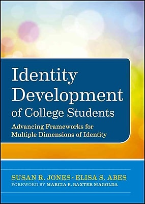 John Wiley & Sons Identity Development of College Students Book