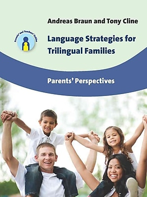 UTP Distribution Language Strategies for Trilingual Families: Parents' Perspectives Hardback Book