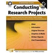 Carson Dellosa Common Core Conducting Research Projects Resource Book