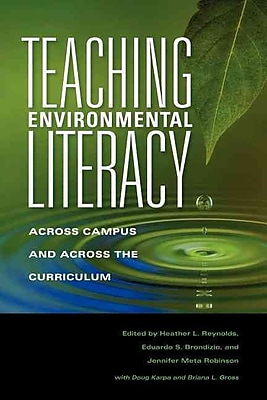 Indiana University Press Teaching Environmental Literacy Book