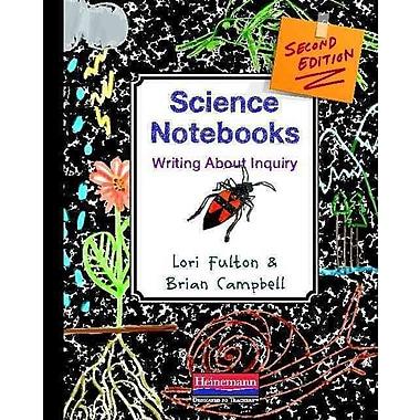 Heinemann Science Notebooks, 2nd Edition