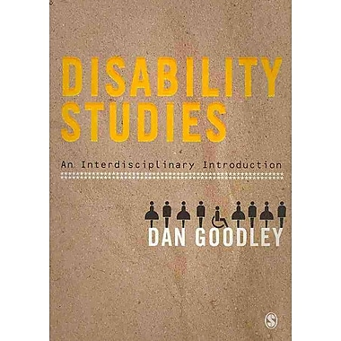 Sage Publications Disability Studies Book