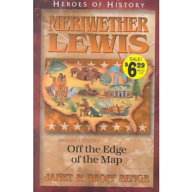 YWAM Publishing Heroes Of History: Meriwether Lewis Book