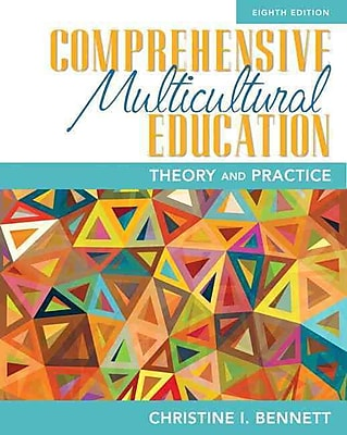 Pearson Comprehensive Multicultural Education Loose-Leaf Version Book