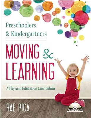 Consortium Book Sales & Distribution Preschoolers And Kindergartners Moving And Learning Book