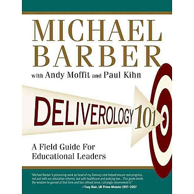 Corwin Deliverology 101 Book