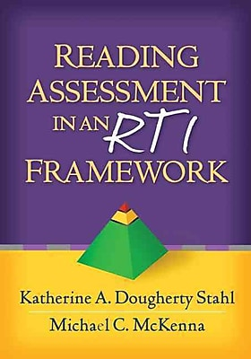 Guilford Press Reading Assessment in an RTI Framework Book