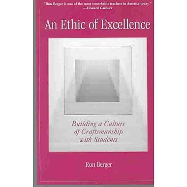 Heinemann An Ethic of Excellence Book