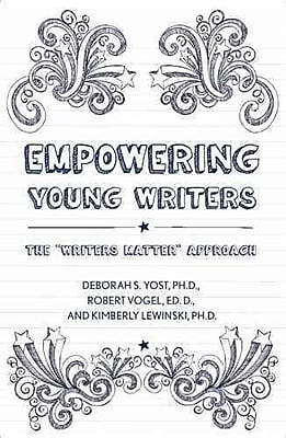 Temple University Press Empowering Young Writers Paperback Book