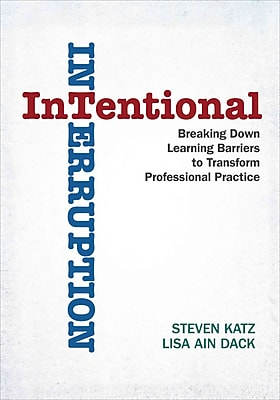 Corwin Intentional Interruption Book
