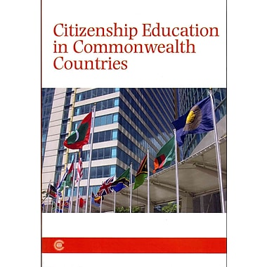 Stylus Publishing Citizenship Education In Commonwealth Countries Book