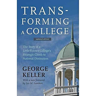 Johns Hopkins University Press Transforming A College Paperback Book