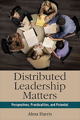 Corwin Distributed Leadership Matters Book