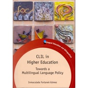 UTP Distribution CLIL in Higher Education: Towards a Multilingual Language Policy Paperback Book