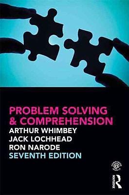Taylor & Francis Problem Solving & Comprehension Paperback Book