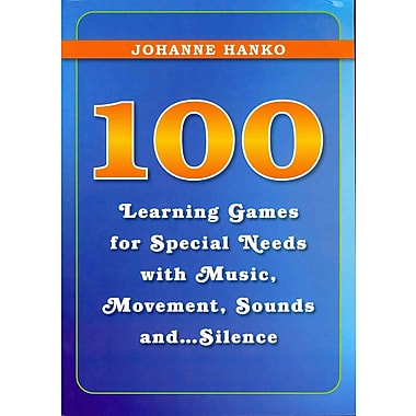 Jessica Kingsley Publishers 100 Learning Games for Special Needs with Music, Movement.. Book