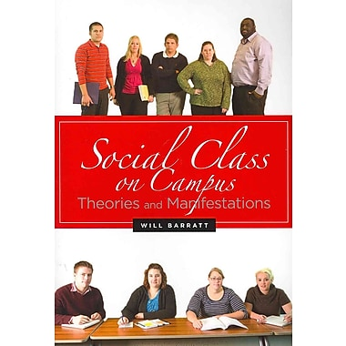 Stylus Publishing Social Class On Campus Book