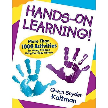 Corwin Hands-On Learning!: More Than 1000 Activities for Young Children... Book