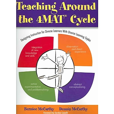 Corwin Teaching Around the 4mat Cycle: Designing Instruction for Diverse Learners... Book