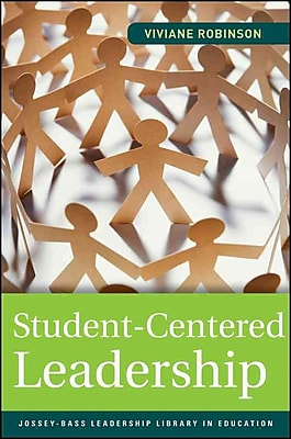 Wiley Student-Centered Leadership Book