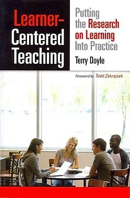 Stylus Publishing Learner Centered Teaching Book
