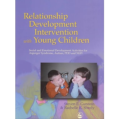 Jessica Kingsley Publishers Relationship Development Intervention with Young Children Book