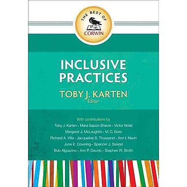Corwin The Best of Corwin: Inclusive Practices Book