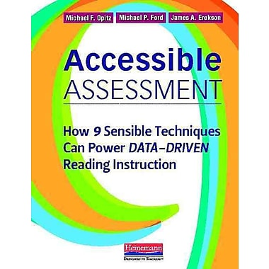 Heinemann Accessible Assessment Book