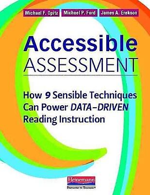 Heinemann Accessible Assessment Book