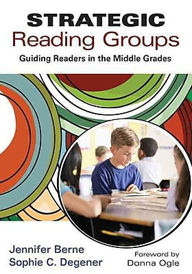 Corwin Strategic Reading Groups: Guiding Readers in the Middle Grades Book