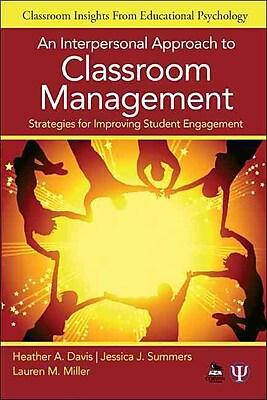 Corwin An Interpersonal Approach to Classroom Management Book