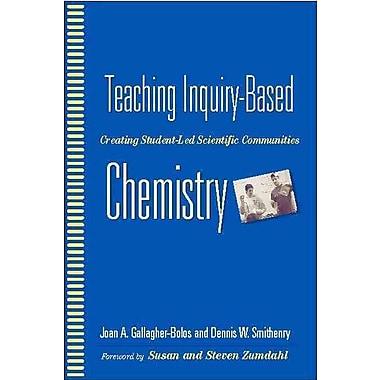 Heinemann Teaching Inquiry-Based Chemistry Book
