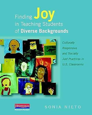 Heinemann Finding Joy in Teaching Students of Diverse Backgrounds Book