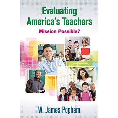 Corwin Press Evaluating America's Teachers Book