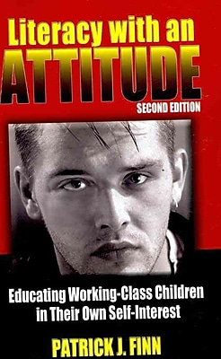 SUNY Press Literacy With an Attitude Paperback Book