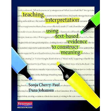Heinemann Teaching Interpretation Book