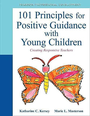 Pearson 101 Principles for Positive Guidance with Young Children: Creating... Book