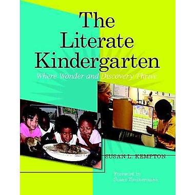 Heinemann The Literate Kindergarten Book