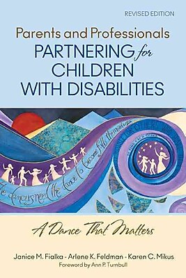 Corwin Parents and Professionals Partnering for Children with Disabilities Book