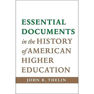 Johns Hopkins University Press Essential Documents in the Paperback Book