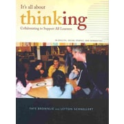 Portage & Main Press It's All About Thinking Book