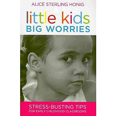 Brookes Publishing Co Little Kids, Big Worries Book