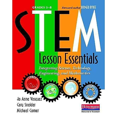 Heinemann STEM Lesson Essentials Book