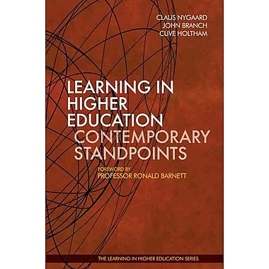 Paul & Co Pub Consortium Learning in Higher Education Book