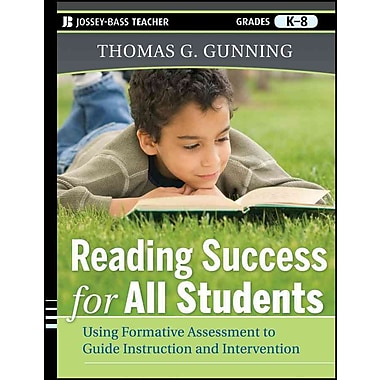 John Wiley & Sons Reading Success for All Students Book