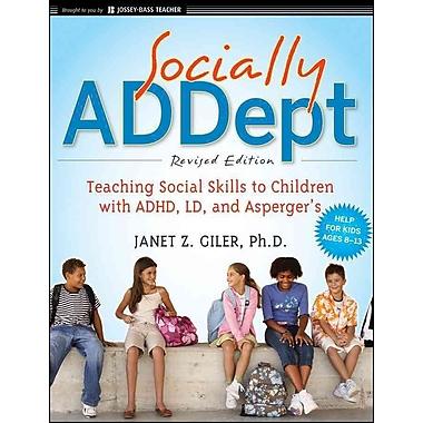 John Wiley & Sons Socially ADDept Book