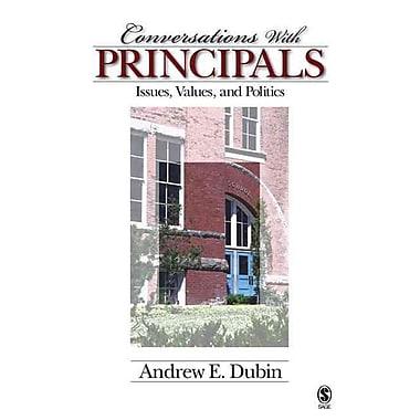 Sage Publications Conversations With Principals Book