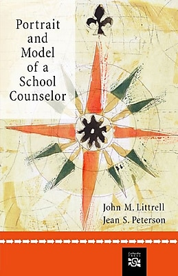 Cengage Learning® Portrait and Model Of A School Counselor Book, 1st Edition